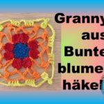 Blumen in Grannys umwandeln