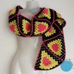 Schal aus Dreieck Grannys
